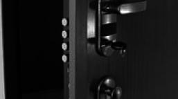 doble cerradura puerta acorazada dierre